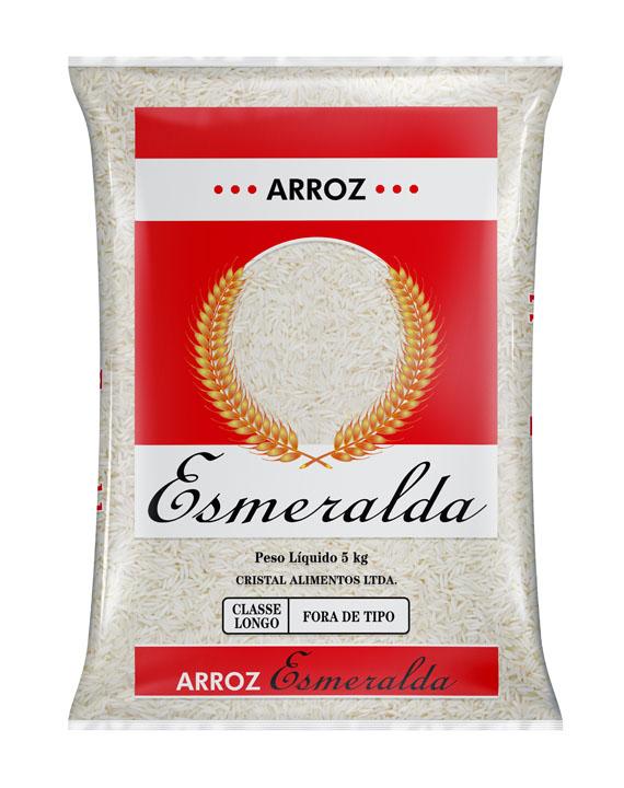 Arroz Esmeralda