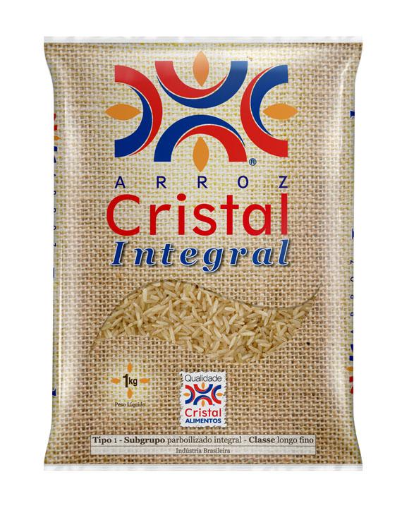 Arroz Cristal Integral
