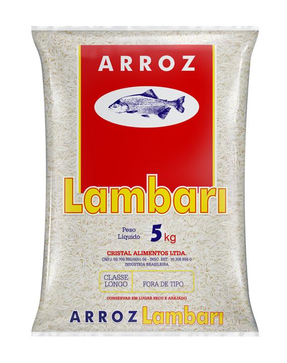 Arroz Lambari