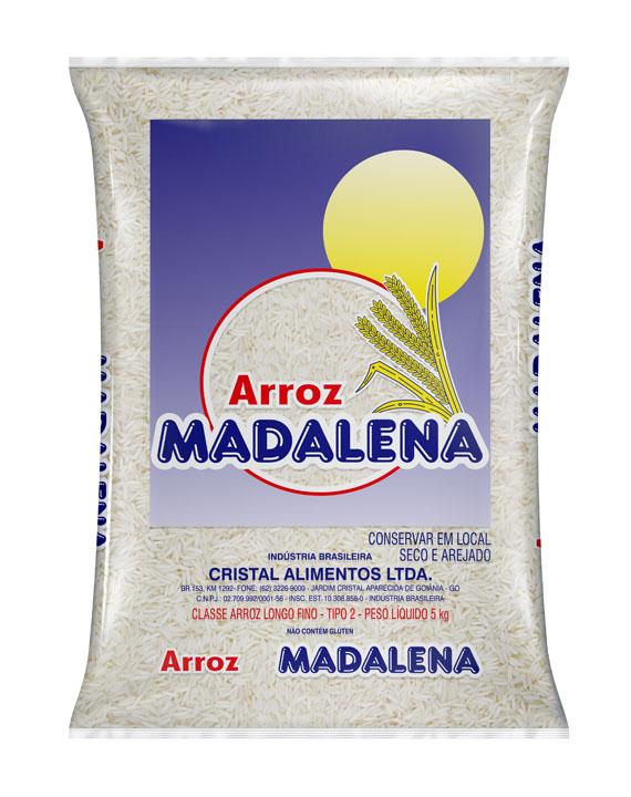 Arroz Madalena