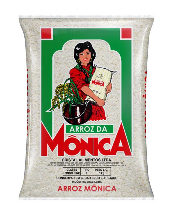 Arroz Mônica