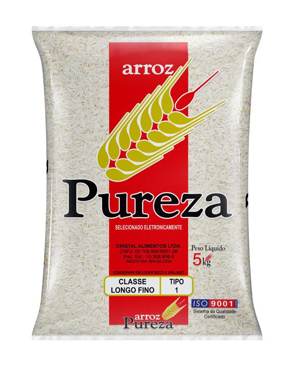 Arroz Pureza