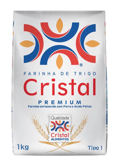 Farinha de Trigo Cristal