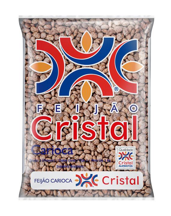 Feijão Cristal Carioca