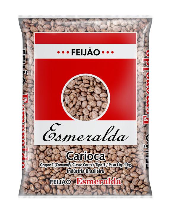 Feijão Esmeralda Carioca