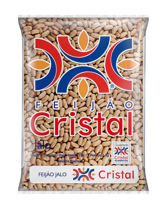 Feijão Cristal Jalo